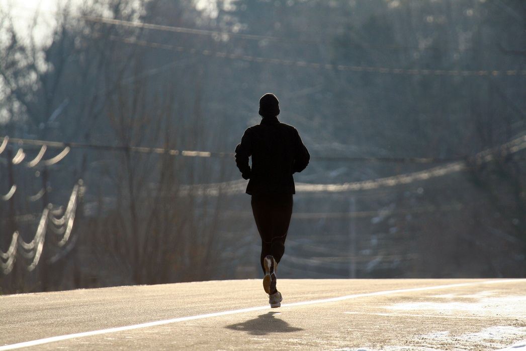 tips for running outdoor during winter
