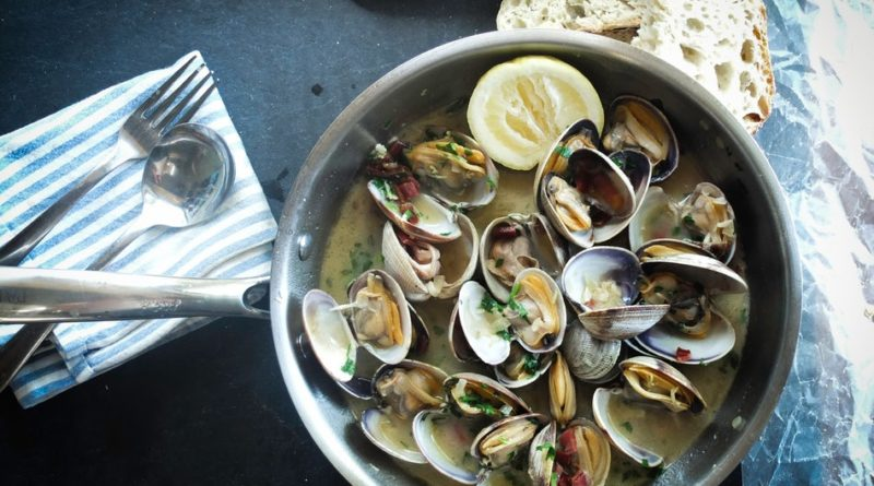 top 5 most nutritious seafood