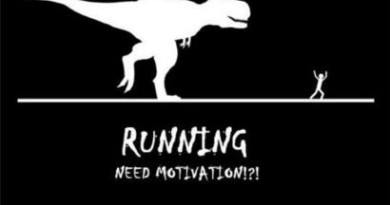 motivation running