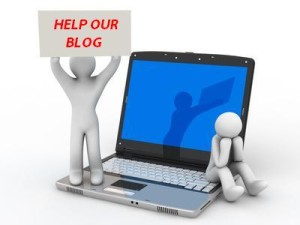 Contribute to blog