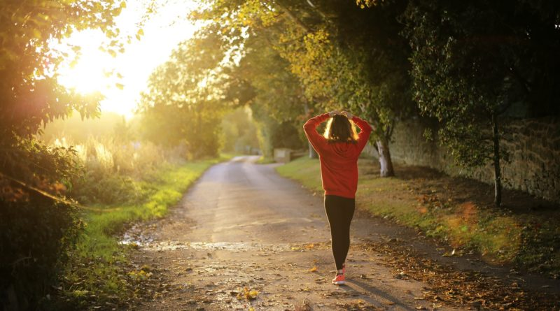 tricks for running longer distances