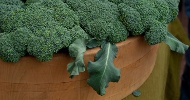 wonders of broccoli - health benefits